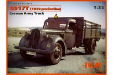 ICM 35413 1/35 G917T (1939 Production) German Army Truck