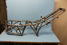 200 2002 02 DUCATI 900 SS 750 SS FRAME CHASSIS SALV.