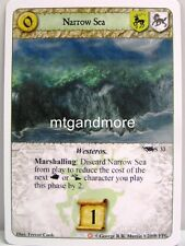 A Game of Thrones LCG - 1x Narrow Sea #033 - Ice and Fire Draft Starter