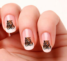 20 Nail Art Decals Transfers Stickers #285 -  tiger