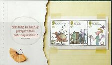 m124) Great Britain. 2012. MNH.  SG ms 3255a  Roal Dahl Pane from DY3