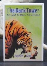 The Dark Tower: The Wind Through the Keyhole - Fridge Magnet. Stephen King