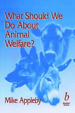 What Should We Do About Animal Welfare?-ExLibrary
