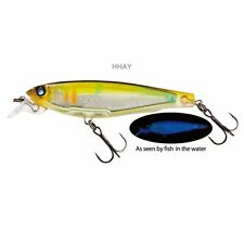 Yo-Zuri Suspending 3DS 3 D SP Shad AYU CLEAR Minnow 70mm Lure NIB F962-HHAY