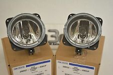Ford Mustang Cobra Escape Mercury Lincoln Smoke FOG LAMP RH & LH pair new OEM