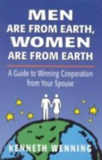 Men are from Earth, Women are from Earth: A Guide to Winning Cooperati-ExLibrary
