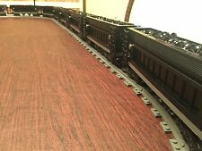 Lego Custom Train Coal Hopper Car
