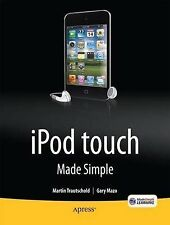 iPod Touch Made Simple by Martin Trautschold, Gary Mazo, Made Simple Learning...