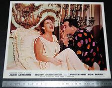 PHOTO CINEMA COLUMBIA 1964 PRETE-MOI TON MARI ROMY SCHNEIDER JACK LEMMON
