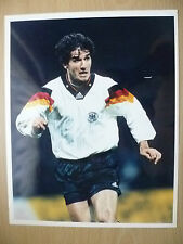 Original Press Photo- KARL HEINZ RIEDLE, German professional Footballer (10x8)