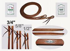 California Pro Elite Series Premium Harness Zügel 19mm Western Zügel Split Reins