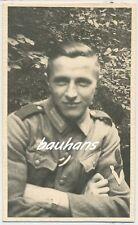 Foto Soldat-Funker -Ärmelabzeichen  2.WK (h270)