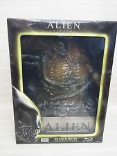 "Alien Egg Figure AVP Alien Anthology Blue Ray Ver. 10""  (WQS23"