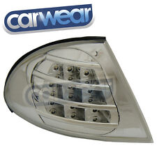 BMW E46 3-Series SEDAN '98-'02 CHROME LED Front Indicators