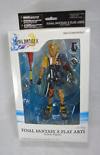 Final Fantasy X Play Arts no.1 TIDUS Action Figure by SQUARE ENIX (sealed)