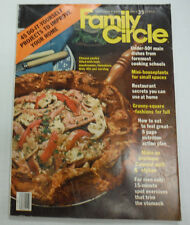 Family Circle Magazine Cheese Pastry Filled With Ham September 1975 071015R2