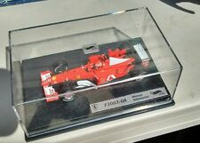 1/64 Mattel Hot Wheels F1 Ferrari F2003 GA #1 Schumacher World Champ Marlboro
