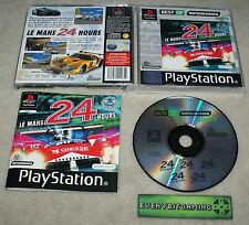 Le Mans 24 Hours - Playstation One Game PS1 PS2 PS3 - PAL complete