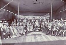 Viceroy of India Earl of Mayo Sher Ali Khan India 1869 7x5 Inch Reprint Photo R