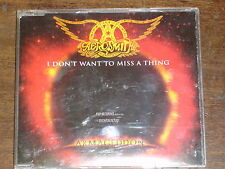 AEROSMITH I don't want to miss a thing Maxi CD