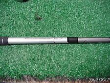 Very Nice Taylor Made SLDR Fujikura Speeder 57 Graphite Driver Shaft Stiff