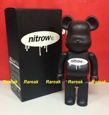 Medicom Be@rbrick Nitrow 400% Hidden Camo Thermo ver. Bearbrick 1pc