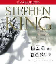 Stephen King - Bag of Bones - Audio Book MP3 - 22 hours (Downloadable files)