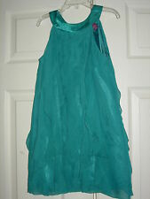 Girls Blue sleeveless Dress by Epic Threads Size: M  In great condition