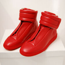 MAISON MARTIN MARGIELA RED Future hi-top sneakers trainers 40 NEW yeezy $895