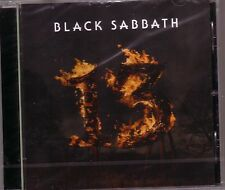 CD (NEU!) BLACK SABBATH - 13 (Ozzy Osbourne God is Dead? Live forever 2013 mkmbh
