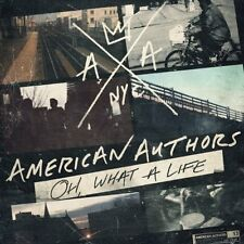 American Authors - Oh What A Life - CD Nuovo Sigillato