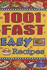 1001 Fast Easy Recipes by Cookbook Resources, Good Book