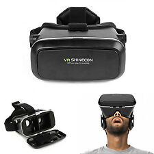 VR BOX Virtual Reality 3D Glasses for Samsung Galaxy Note 3 4 5 S6 iPhone 6 6s