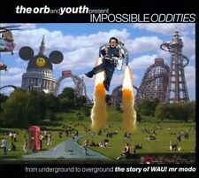 Impossible Oddities From Underground to Overground: The Story of Wau! Mr. Modo [