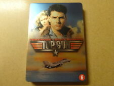 DVD / TOP GUN (STEEL CASE) (Tom Cruise, Kelly McGilles)