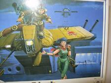 ANIME Combat Mech XABUNGLE KIT MODELLO 1/48 dalla serie Tv giapponese Bandai