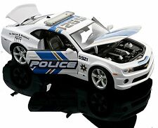 **SPECIAL OFFER** CHEVROLET CAMARO POLICE 1:18 Scale Diecast Car Model Models