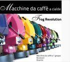 MACCHINA CAFFE DIDIESSE FROG 2016  NUOVA COLORE DA CONCORDARE+OMAGGIO