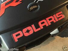 2015/16 Polaris RZR 900s 900 900xc Inlay Decals FULL SET - Red Carbon Fiber