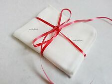 ORGANIC Facial Muslin Cloth x2 Super Soft Deep Cleansing Skin Exfoliator Massage