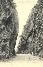 LARNUS 372 gorges de la vieille route des eaux-chaudes