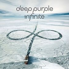 DEEP PURPLE 'INFINITE' CD (7th April 2017)