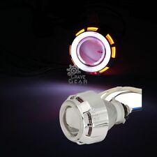 White Halo Angel Red Demon Eye Headlight For Honda CBR 900 929 954 RR 250R 125R