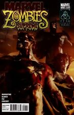 Marvel Zombies - Supreme (2011) #1 of 5