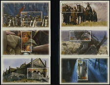 New Zealand 1835a-40a MNH The Lord of the Rings, The Two Towers, Horses