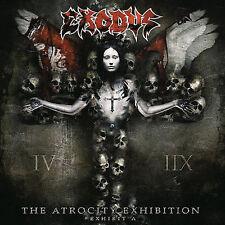 The Atrocity Exhibition by Exodus (CD, Oct-2007, Nuclear Blast (USA))