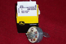 John Deere 140 210 212 214 216 300 312 314 316 Ignition KEY switch NIB AM32318