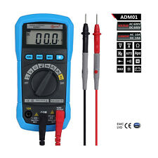 Multifunction Digital LCD Meter Multimeters Voltmet Electric Tester Tool