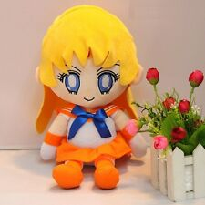 PELUCHE SAILOR MOON 33 CM LUNA MARS MERCURY PRETTY GUARDIAN VENUS PLUSH DOLL #1
