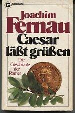 Joachim Fernau - Caesar läßt grüßen